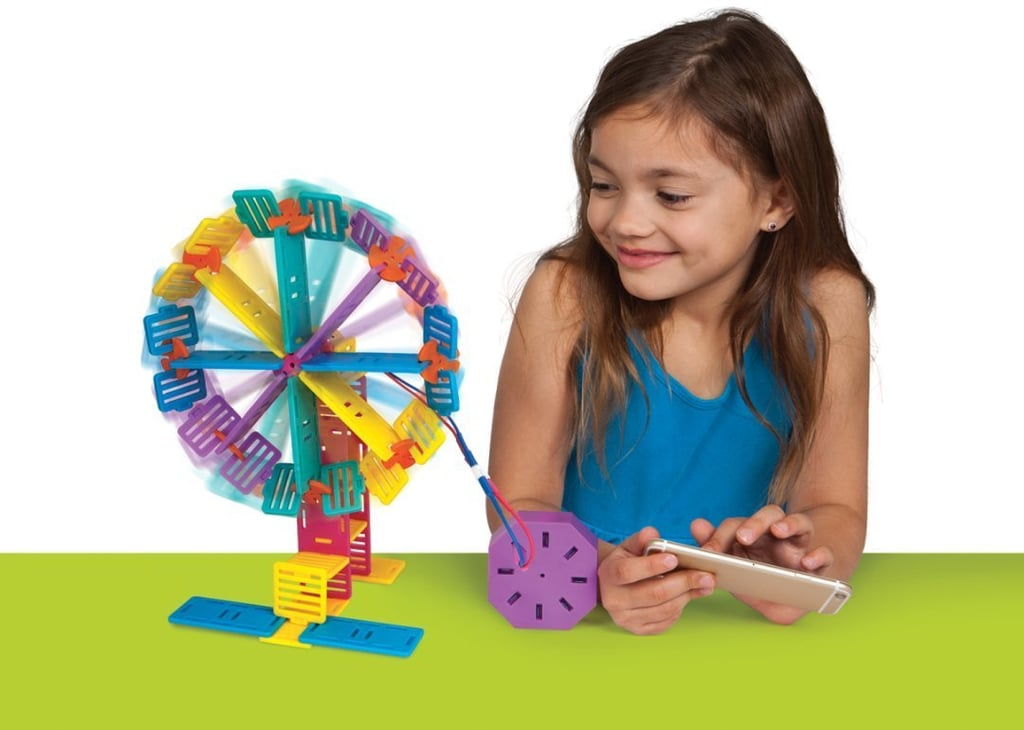 For 6-Year-Olds: Roominate rPower