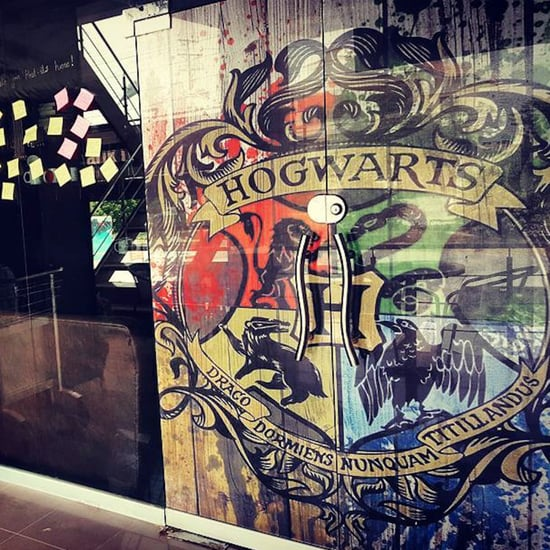 Hogwarts Cafe in Pakistan