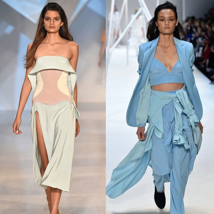 Designers Couldn't Get Enough of This Colour Trend at Fashion Week