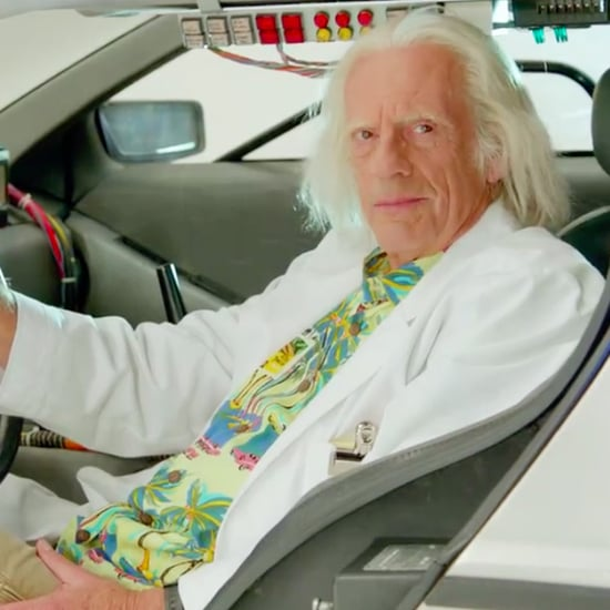 Doc Brown's Message on Back to the Future Day