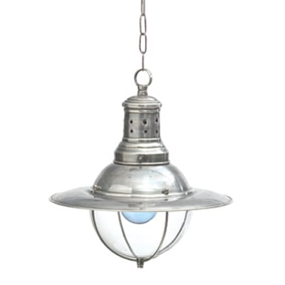 Desire/Acquire: Fisherman Pendant Lamp