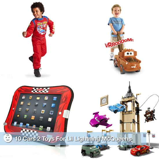Cars 2 Toys For Kids