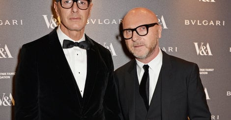 Dolce & Gabbana's Domenico Dolce Apologizes For Anti-IVF, Anti-Gay Adoption Remarks