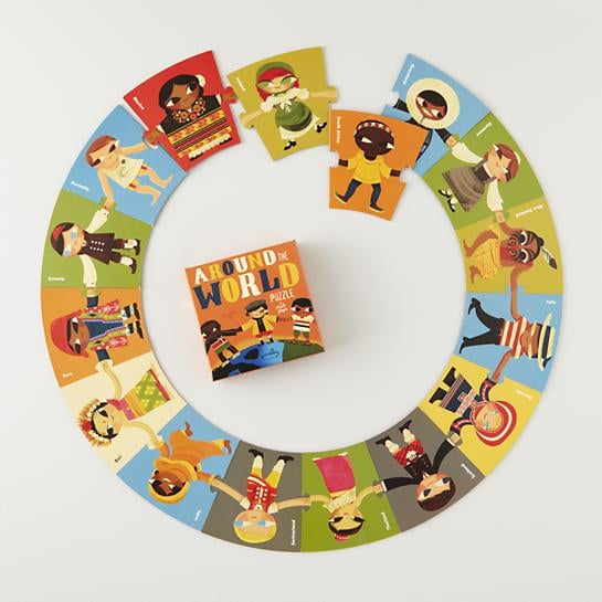 Floor Puzzles For Kids