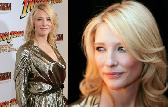 Cate Blanchett At The Australian Indiana Jones And The Kingdom Of The Crystal Skull Premiere