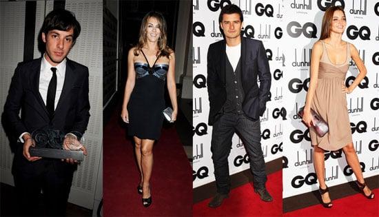 Photos of Orlando Bloom, Miranda Kerr, Mark Ronson And More At GQ Men Of The Year Awards