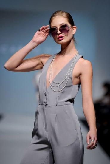 L'Oreal Toronto Fashion Week: Carlie Wong Spring 2009