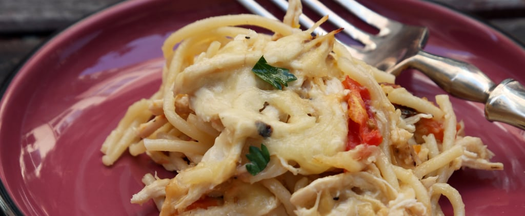 Meet Tonight's Dinner: Chicken Spaghetti Casserole