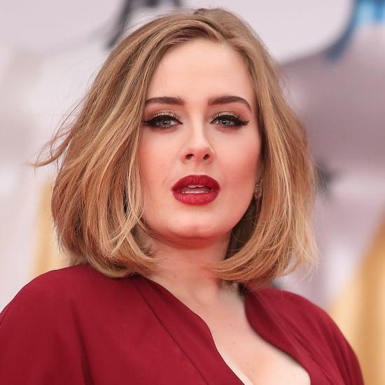 Adele's Pregnancy Beard
