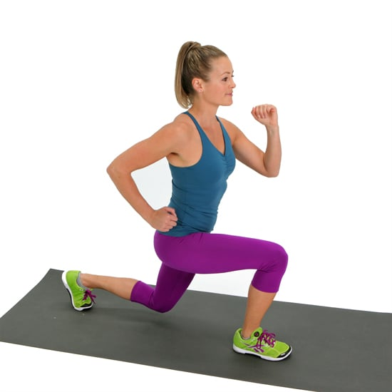 Three Moves to Warm Up Before Run