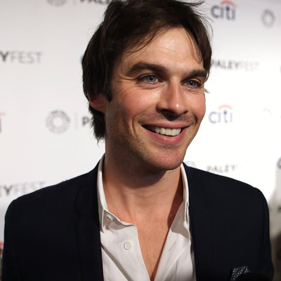 Ian Somerhalder Lost Reunion Interview
