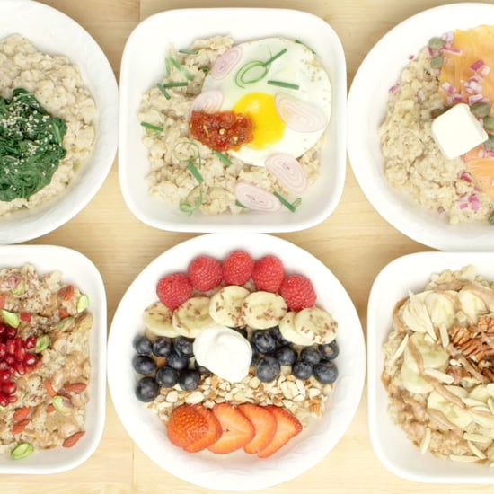 Healthy Oatmeal Toppings | Video