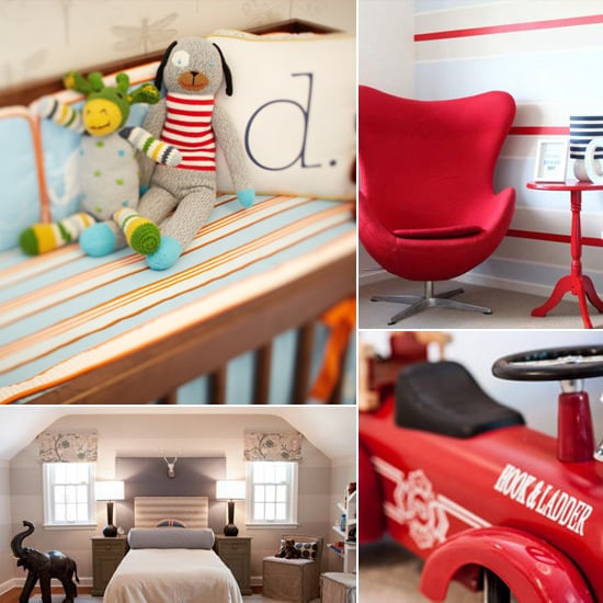24 Beautiful Spaces For Bouncing Baby Boys