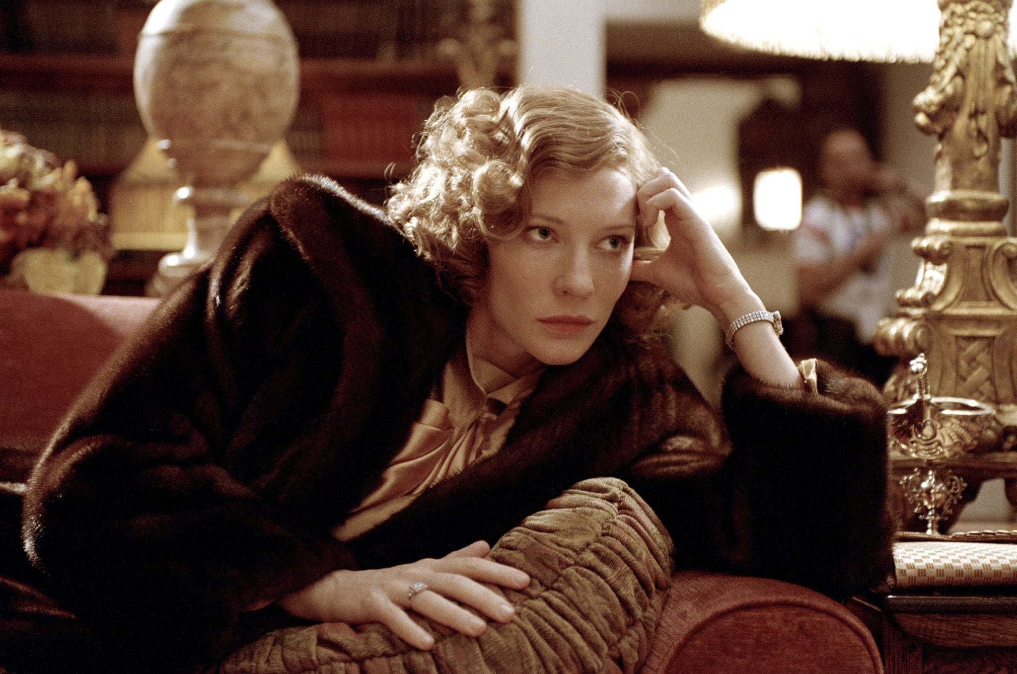 Cate Blanchett, The Aviator