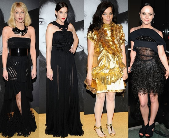"""Pictures from MOMA and Givenchy Closing of Marina Abramovic's """"The Artist is Present"""" Including James Franco, Liv Tyler, Bjork 2010-06-02 16:30:07"""