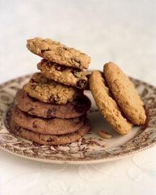 Make Ahead Oatmeal Raisin Cookie Recipe
