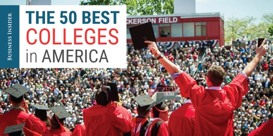 The 50 best colleges in America