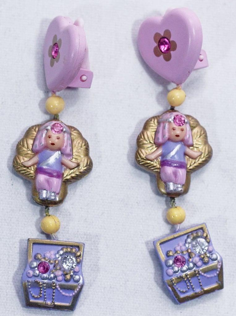 Polly Pocket Earrings