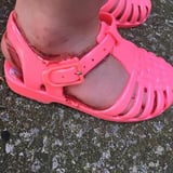 Why This Mom Is Warning Parents to Check Their Kids' Sandals This Summer