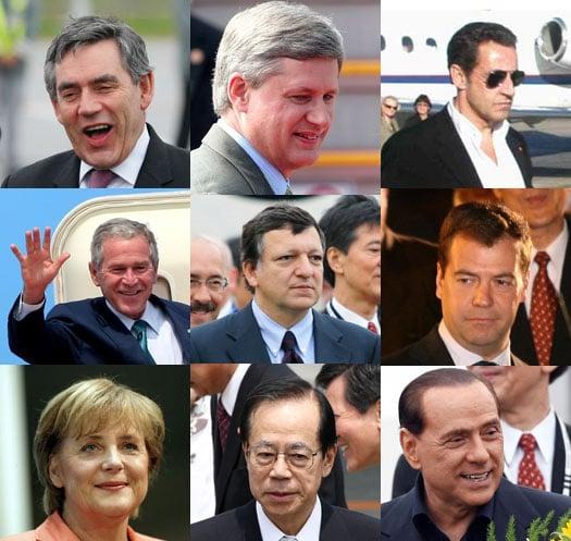 The G-8 Summit 2008