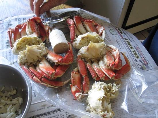 Warm Maryland Crab Dip Recipe