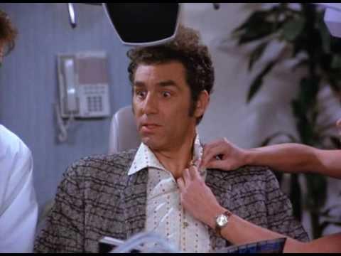 Bryan Cranston on Seinfeld