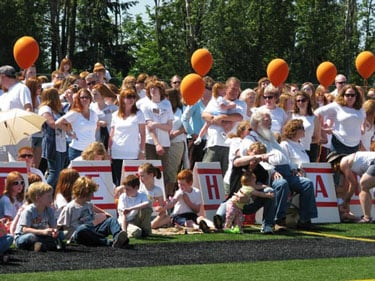 Redheads Set New Guinness World Record