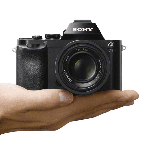 Sony Full-Frame Camera 2014