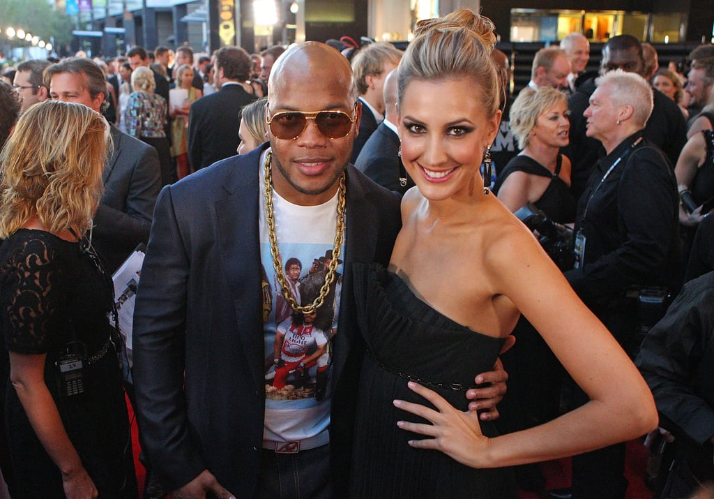 Flo Rida and Laura Dundovic