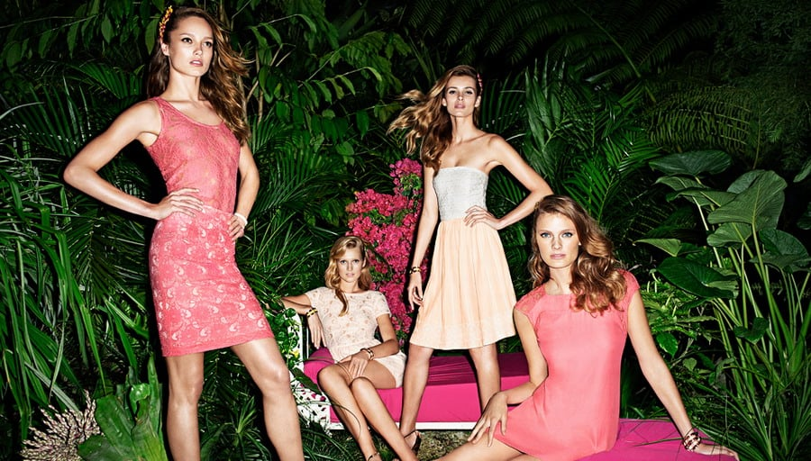 H&M Conscious Collection Campaign 2012