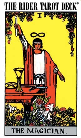 Tarot Cards and the Occult