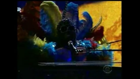 "Cee Lo and Gwyneth Paltrow Perform ""Forget You"" at the 2011 Grammy Awards"