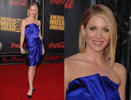 2007 American Music Awards: Christina Applegate