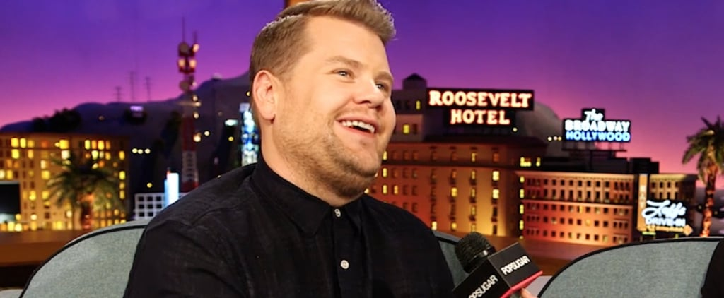 Meet The Late Late Show's New Host James Corden With a Behind-the-Scenes Visit to the Set