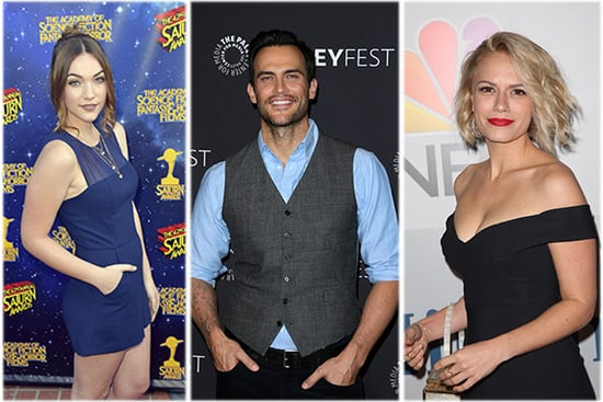 Casting Bits: Cheyenne Jackson joins 'AHS,' Violette Beane on 'The Flash' and More