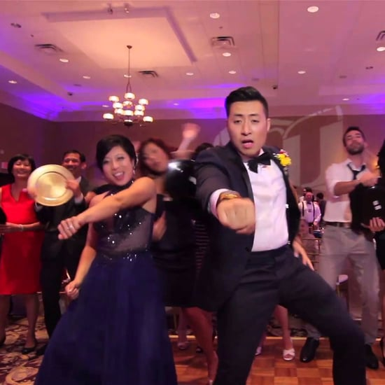 Wedding Music Video in 1 Take