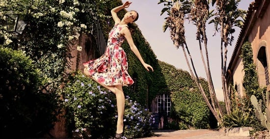 Fab Ad: Coco Rocha For H&M Spring '09