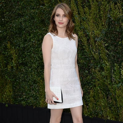 Emma Roberts and Rachel Bilson at Chanel Dinner   Pictures