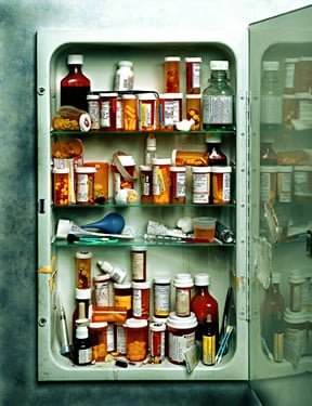 Weekend Well-Being: Go Through Your Medicine Cabinet