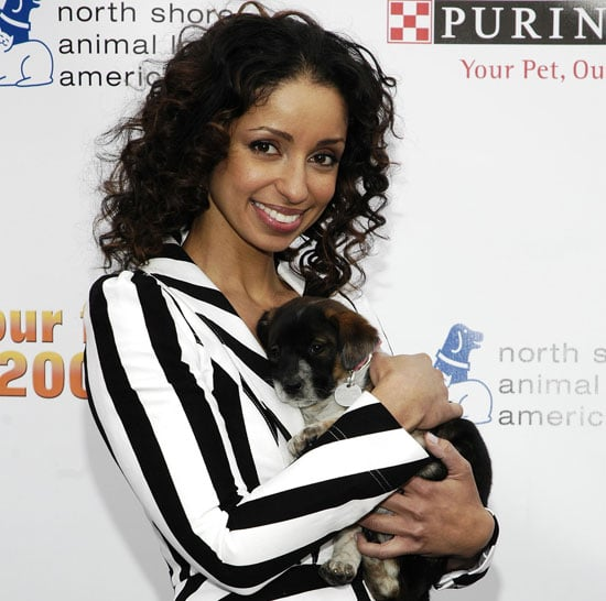 In the Spotlight: Mýa and Journey (her Dog) Kick Off a Tour