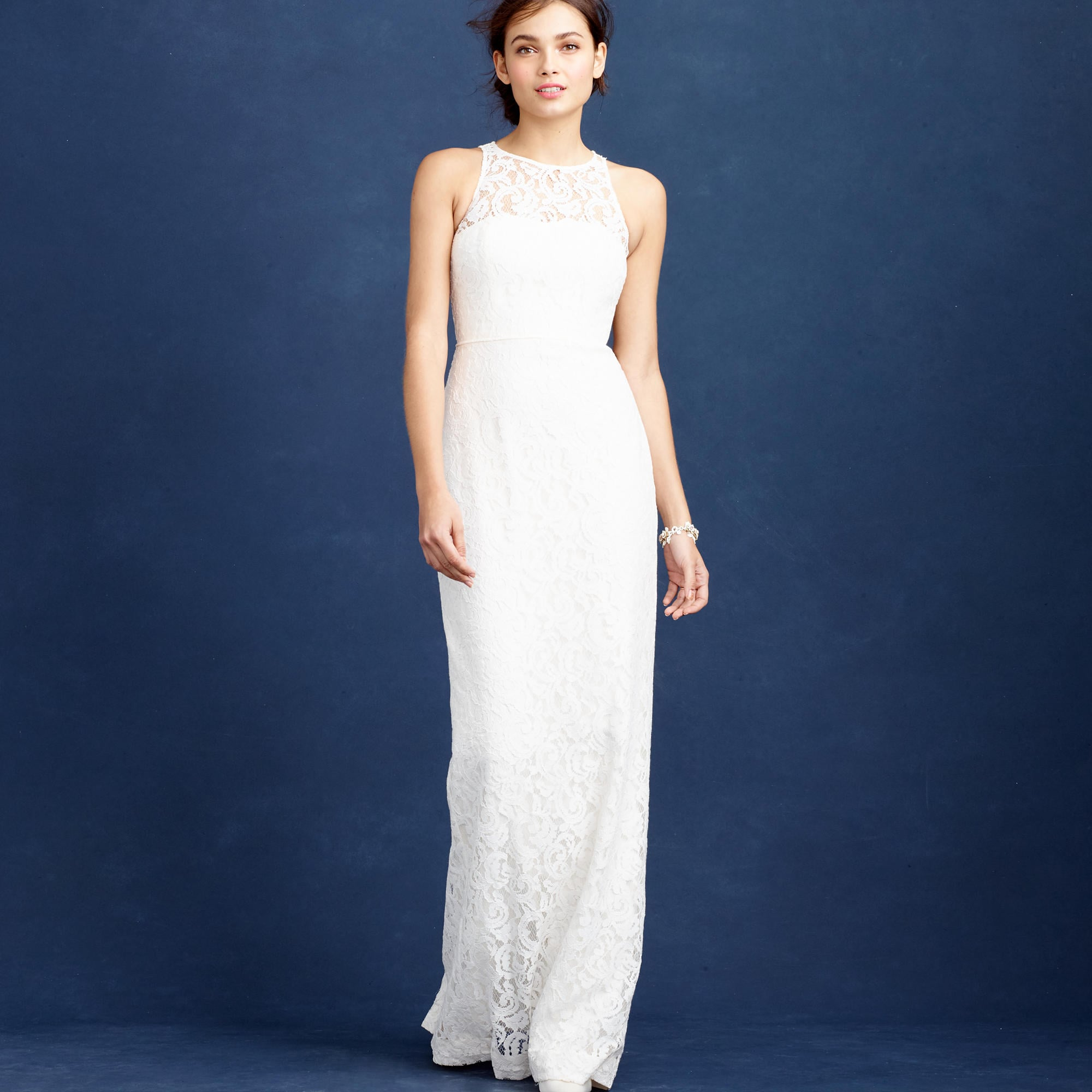 J.Crew Pamela Gown ($650) | 20 Gorgeous Wedding Gowns Made ...