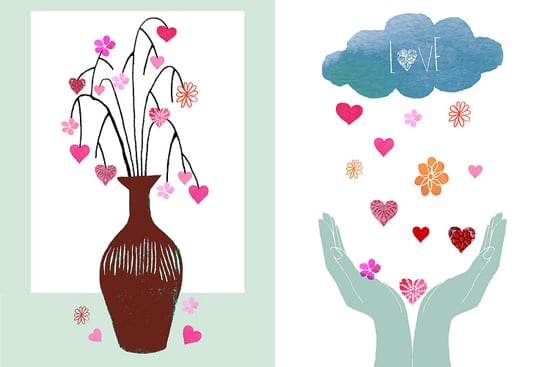 Help Haiti With Valentine's Day Artwork