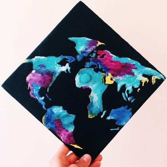 Travel Graduation Caps