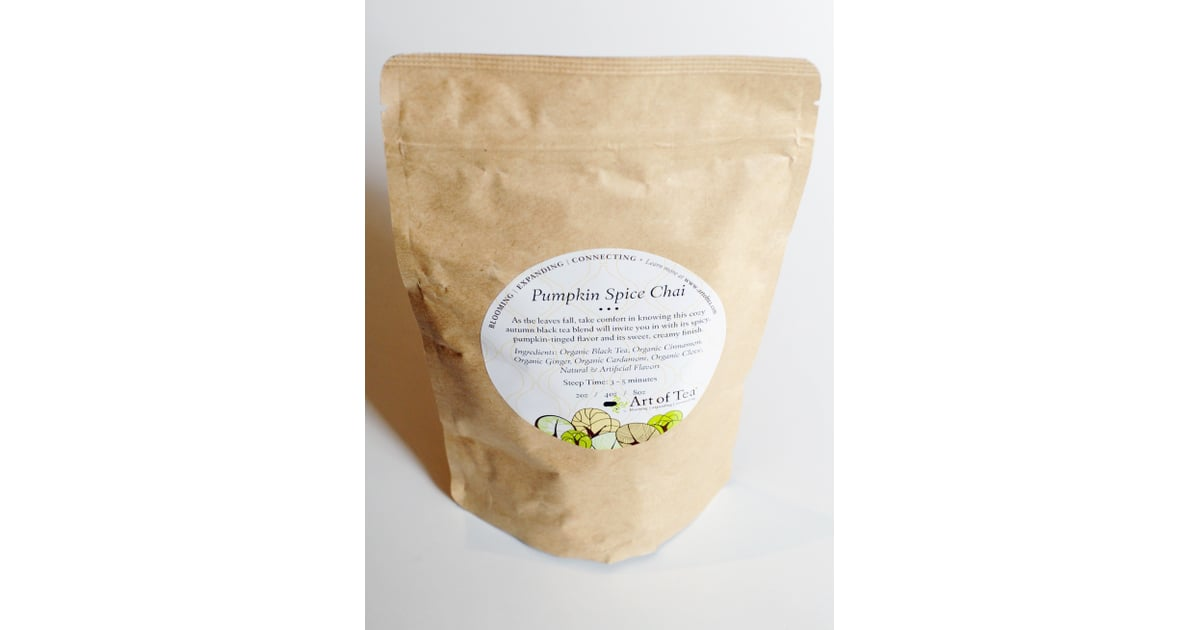 Art of Tea Pumpkin Spice Chai | 80+ Pumpkin Spice Products, Ranked ...