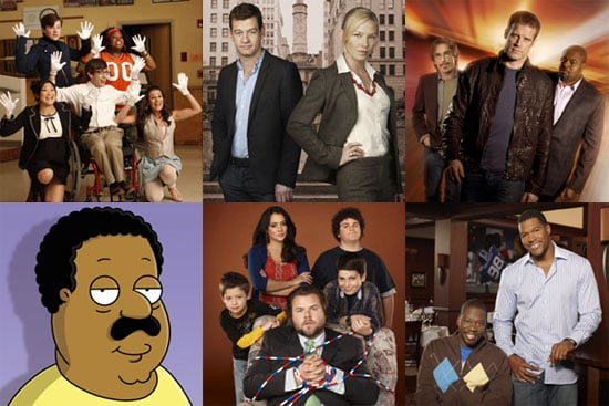 Preview Video Clips of New Fox Shows Human Target, Sons of Tucson, Past Life, Glee, The Cleveland Show, and Brothers
