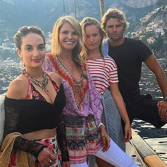 Christie Brinkley's Family Vacation in Italy | Pictures