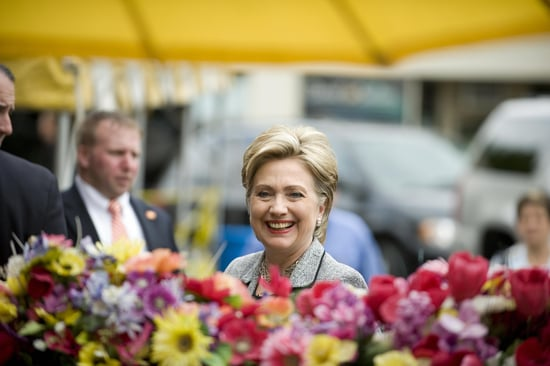 Awaiting Results: Clinton Triumphs In My Old Kentucky Home