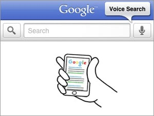 Google iPhone App vs. Google On the iPhone