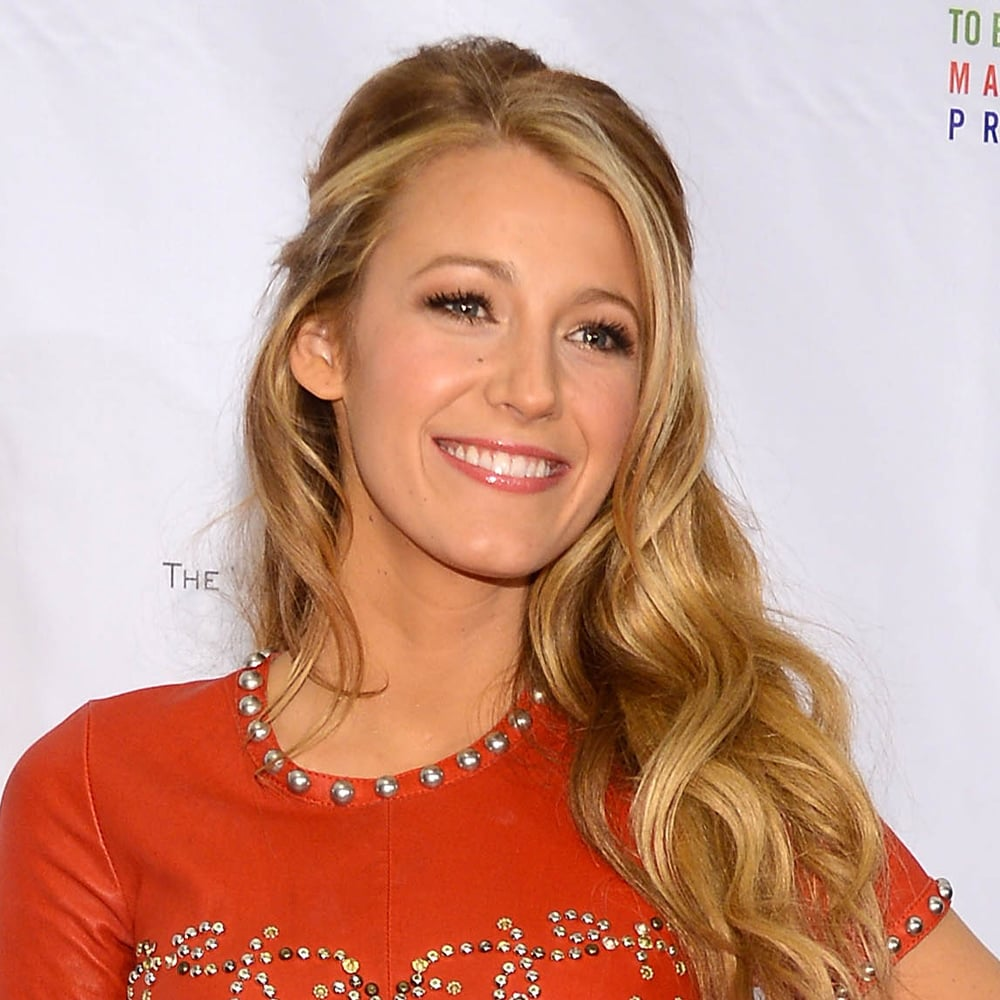 Blake Lively's loose waves