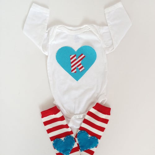 Valentine's Day Onesies For Boys and Girls